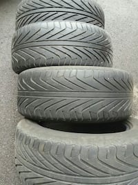225/50/ ZR 16 TIRES SET OF ( 4 ) Durham, 06422