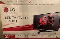 LG flat screen TV box Hyattsville, 20783
