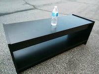 Black Ikea TV stand/media stand Oakville, L6H
