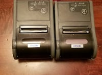 Epson t60P wireless printer, used w/power supply