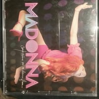 Madonna CD in plastic Cambridge, N1R 4M1