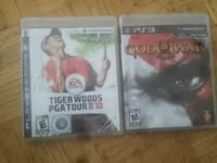 2x ps3 games for $5 firm Toronto, M2J 1A9