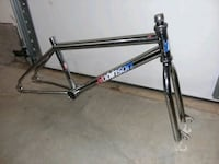 black and gray bicycle frame Jarrettsville