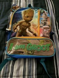 Guardians of the Galaxy boys' backpack Falls Church, 22046