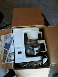Coffee maker. Good condition.