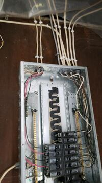 Electrical and wiring repair Mississauga, L5W 1Y6