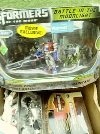 Transformers movie pack