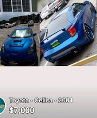 blue 5-door hatchback screenshot Irving, 75062