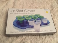 Brand new ice shot glasses party fun Toronto, M2M 1Z9