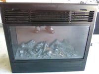 Electric heater with fire display and light Moreno Valley, 92555