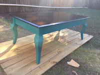 Custom coffee table! Beautifully refinished! Looking for 110 or best offer!  Jacksonville, 32224