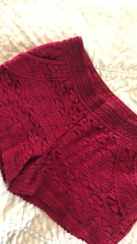 Juniors Lace Shorts Harpers Ferry, 25425