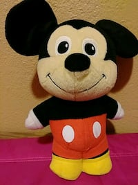 Plush Mickey mouse has a lot to say. Phoenix, 85015
