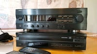 5 Disc CD changer - Receiver in pic sold New Westminster