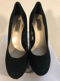 Steve Madden black suede size 8.5 Cambridge, N3C 0B5