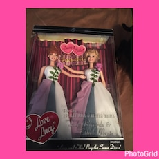 I Love Lucy Lucy Ricardo Doll In Pack for sale  Willoughby, OH