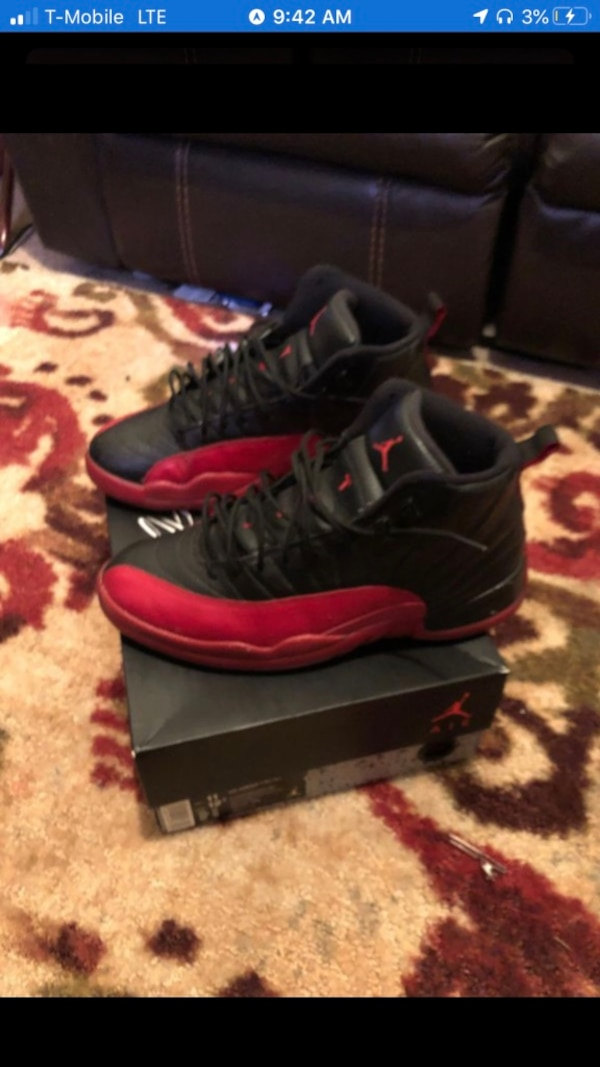 Retro 12s - Flu game OGz 1