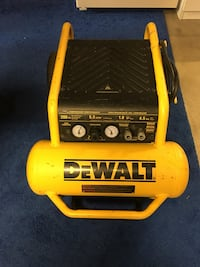 DeWalt D55146 Air Compressor - Great Condition - Great Deal Maumee, 43537