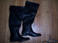 Brand new size 12 ladies over the knee boots