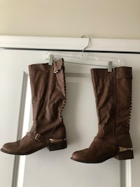 Like-new Bucco Brown Boots! Women's size 9 Apple Valley, 55124