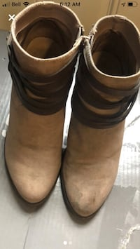 Boots size 8 value 100$