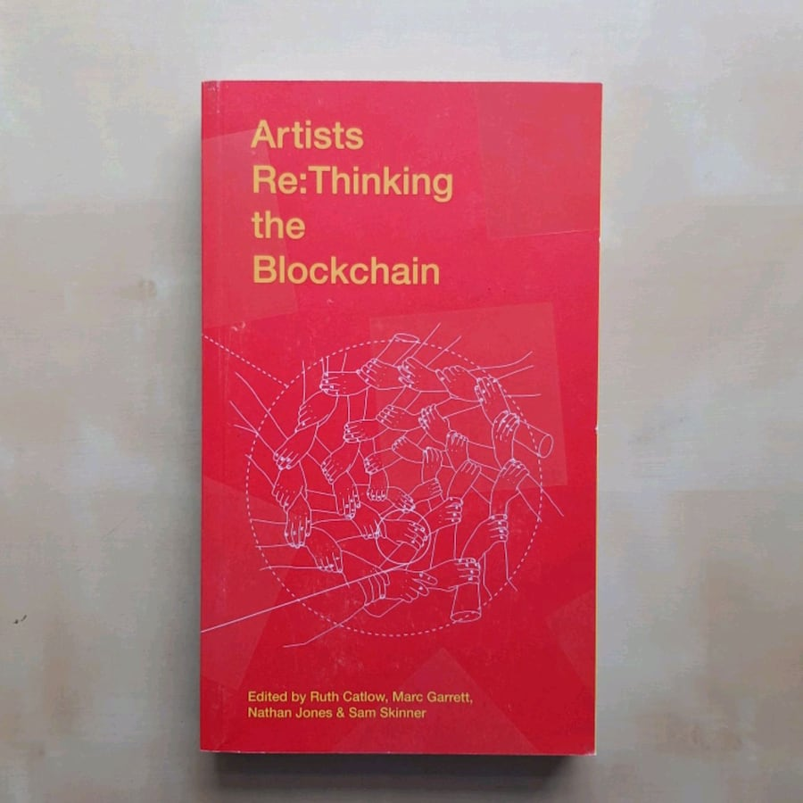 Artists rethinking the blockchain