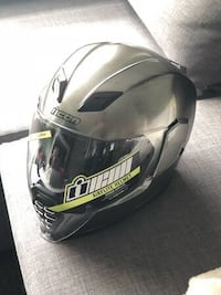 [brand new] Icon Airflite Quicksilver Helmet Richmond