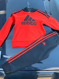 Authentic Adidas 4T Set on Clearance