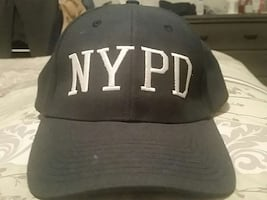 NYPD fitted cap