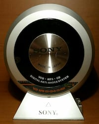 SONY Portable VCD Player