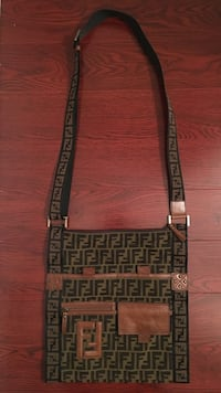 Genuine Fendi tote, proceeds to Cornerstone Housing for Women