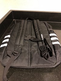 Black and white adidas backpack Hyattsville, 20782