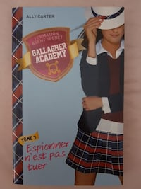 Gallagher Academy par Ally roman de Carter