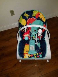Fisher Price vibrating bouncer Bakersfield, 93313