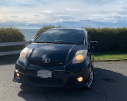 2009 Toyota Yaris RS