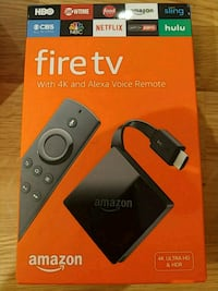 Fire TV with Alexa Brantford, N3S 2J3