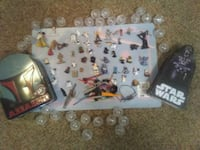 Star Wars Miniature Collectables Englewood