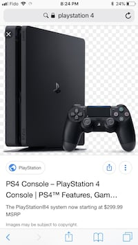 PS4  Montreal