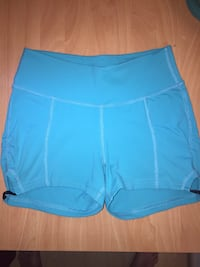 women's blue shorts Victoria, V8T 4H8