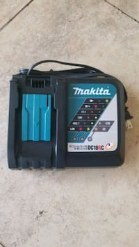New Makita 18-Volt LXT Lithium-Ion Rapid Optimum Battery Charger