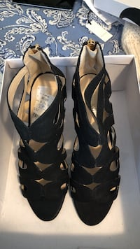 New leather high heel size 8.5 Bethesda, 20817