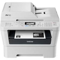 Brother MFC7360N Monochrome Laser Printer with Scanner, Copier & Fax and built in Networking Installed Brand New Tonner And Drum