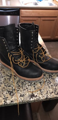 Redwing steel toes 13 D