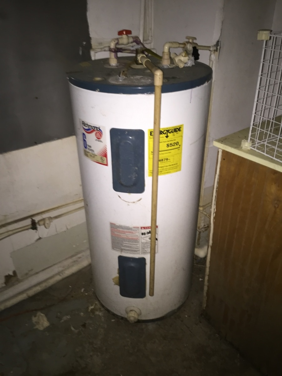 Used hot water heater in darlington for Used hot water heater
