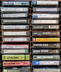 100+large variety from Patsy Cline to
