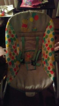 baby's multicolored bouncer Columbus, 31903