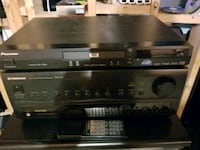 Matching Pioneer receiver remote and CD/DVDplayer  New Tecumseth, L9R 1V4