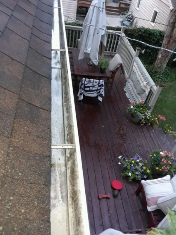 Gutter cleaning and repair d9e3105e-b678-4a00-abad-ea35eb491891