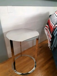 Occasional Table (polished chrome) Toronto, M4Y 1M3