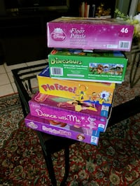 Kids Game and puzzles Webster, 77598